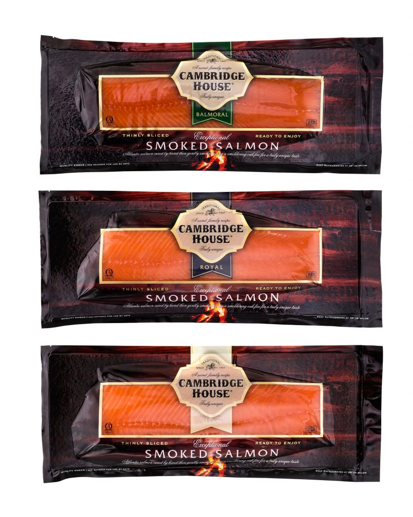 Cambridge House 174 World S Best Atlantic Smoked Salmon
