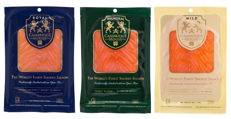 Cambridge House Smoked Salmon